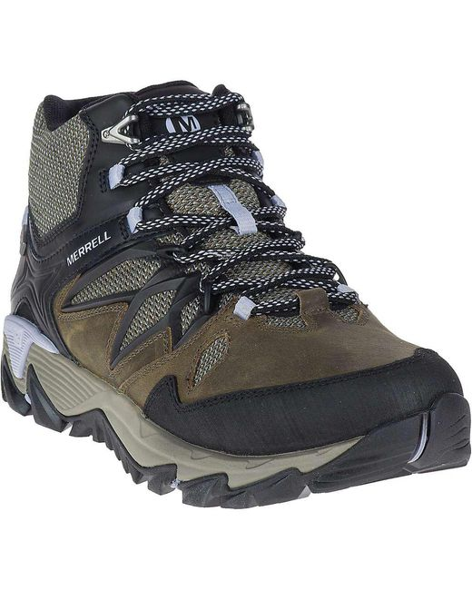 Merrell - Green All Out Blaze 2 Mid Waterproof Boot for Men - Lyst