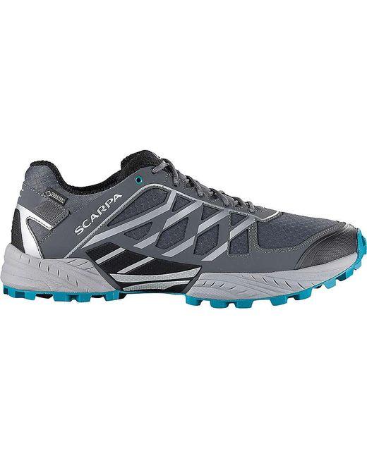 SCARPA - Gray Neutron Gtx Shoe for Men - Lyst