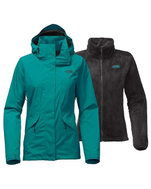 The North Face - Blue Boundary Triclimate Jacket - Lyst