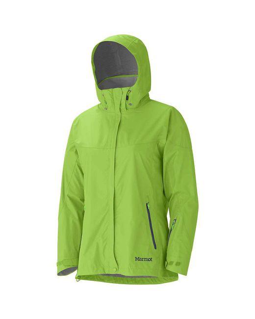 Marmot - Green Strato Jacket - Lyst