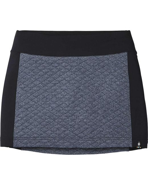 Smartwool - Blue Diamond Peak Quilted Skirt - Lyst