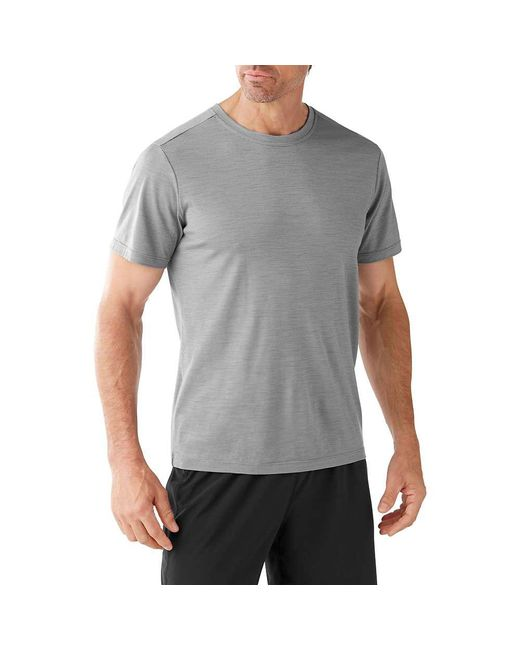 Smartwool - Gray Merino 150 Pattern Tee for Men - Lyst