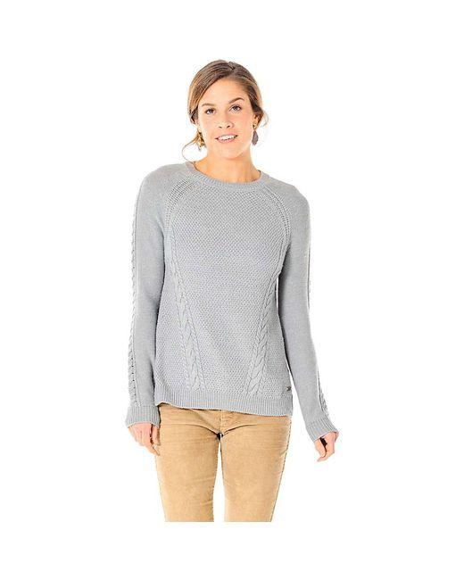 Carve Designs - Gray Cabin Sweater - Lyst