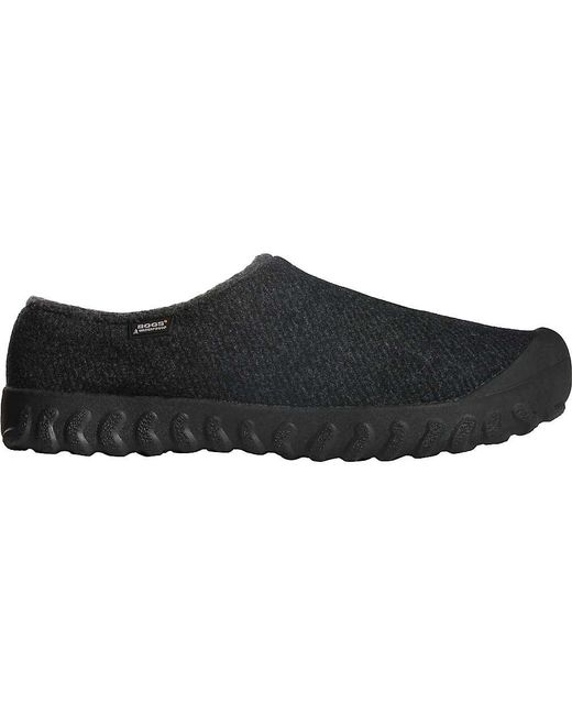 Bogs - Black B-moc Slip On Wool Shoe for Men - Lyst