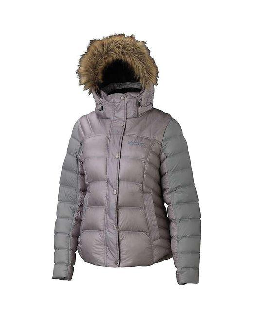 Marmot - Gray Alexie Jacket - Lyst