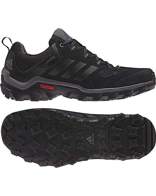 info for 418d4 09608 Adidas - Black Caprock Gtx Shoe for Men - Lyst ...