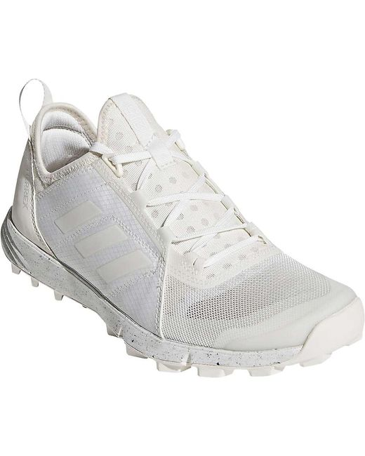 Adidas - White Terrex Agravic Speed Shoes - Lyst