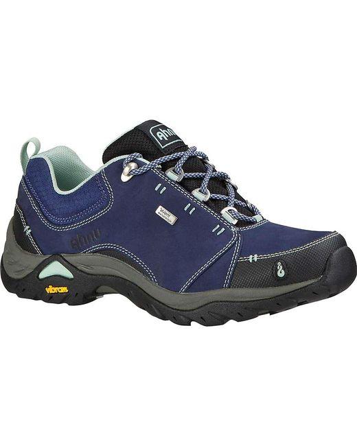 Ahnu - Blue Montara Ii Waterproof Shoe - Lyst