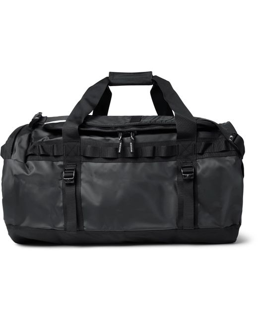 6e8c2e158a The North Face - Black Base Camp Coated-nylon Holdall for Men - Lyst ...