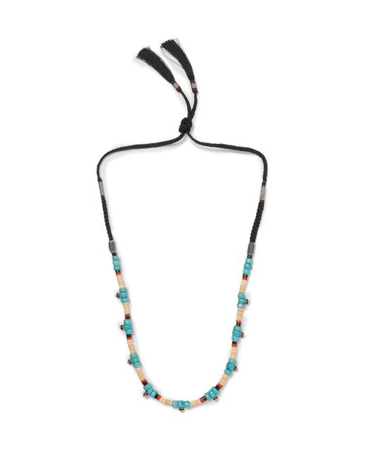 Gucci | Multicolor Beaded Necklace for Men | Lyst