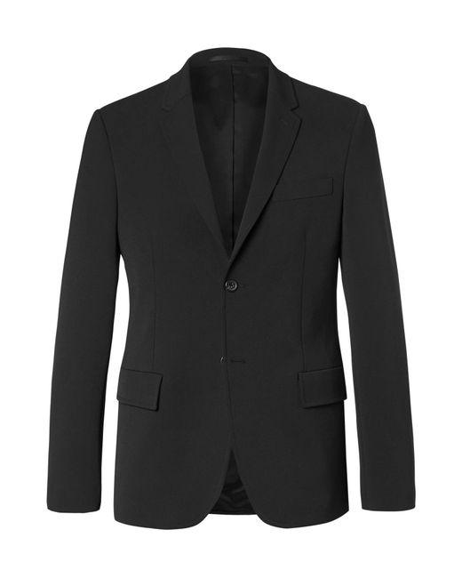 Joseph - Black Reading Stretch-twill Suit Jacket for Men - Lyst