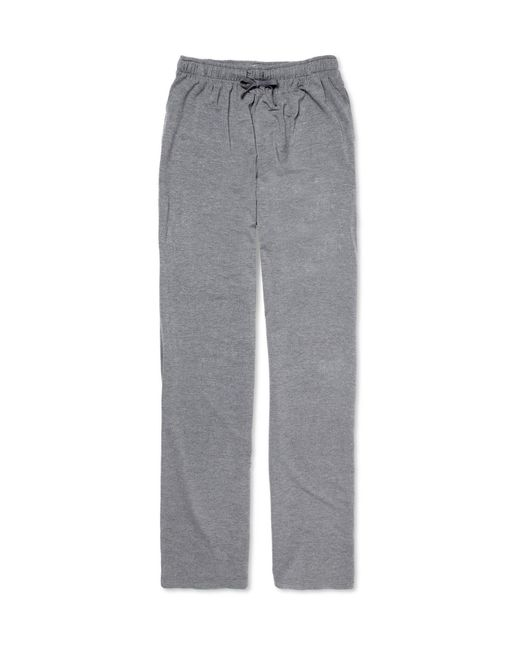 Derek Rose - Gray Stretch Micro Modal Jersey Lounge Trousers for Men - Lyst