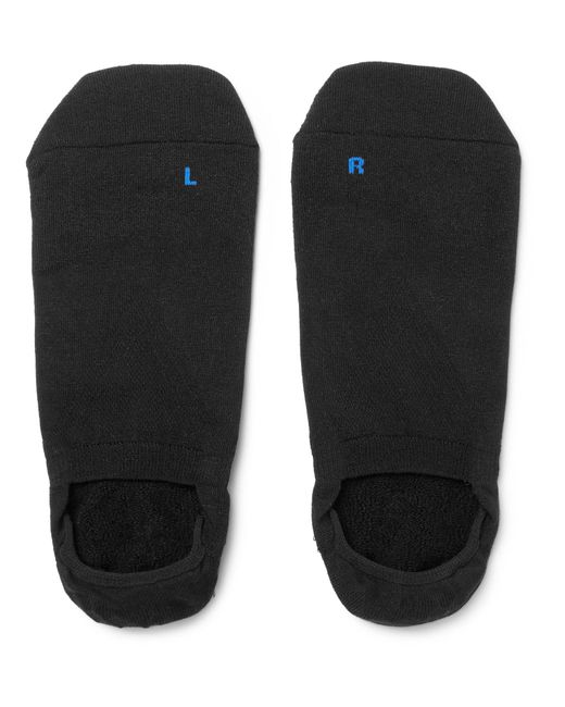 Falke - Black Cool Kick Knitted No-show Socks for Men - Lyst