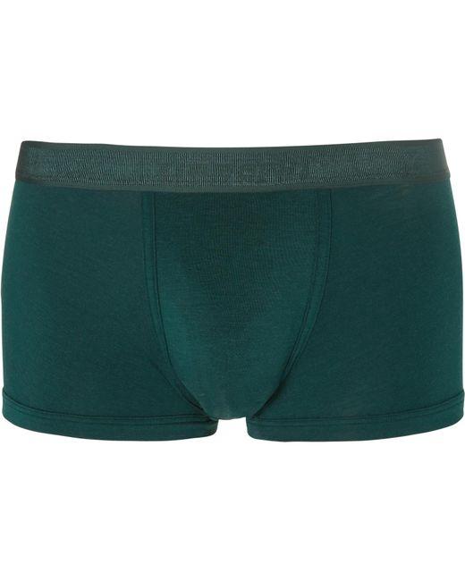 Zimmerli | Green Stretch Modal-blend Boxer Briefs for Men | Lyst