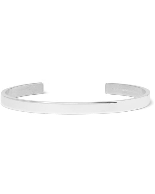 Le Gramme | Metallic Le 15 Polished Sterling Silver Cuff for Men | Lyst