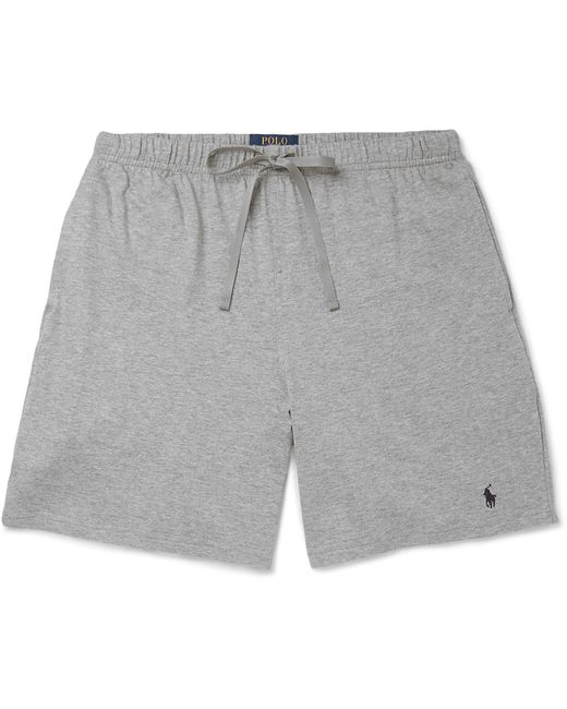 Polo Ralph Lauren | Gray Cotton-jersey Pyjama Shorts for Men | Lyst