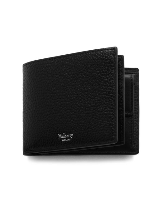 f6e1b8c6a1dd Mulberry 8 Card Coin Wallet Black | Stanford Center for Opportunity ...
