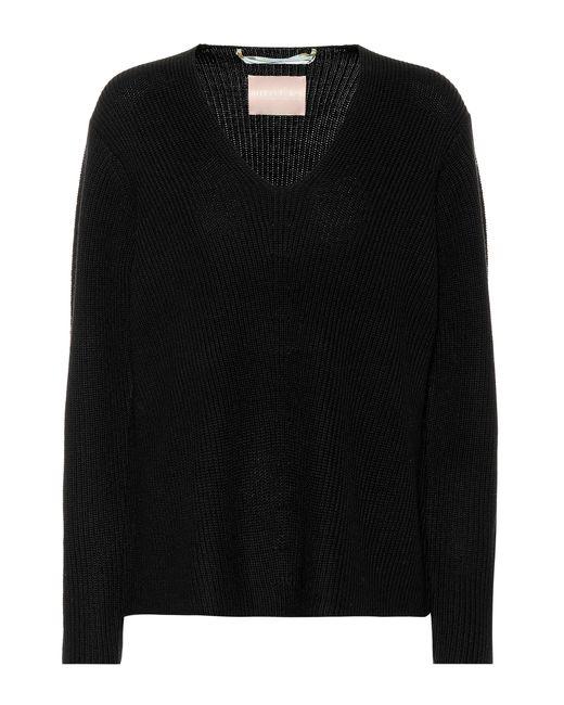 81hours - Black Takuma Wool Sweater - Lyst