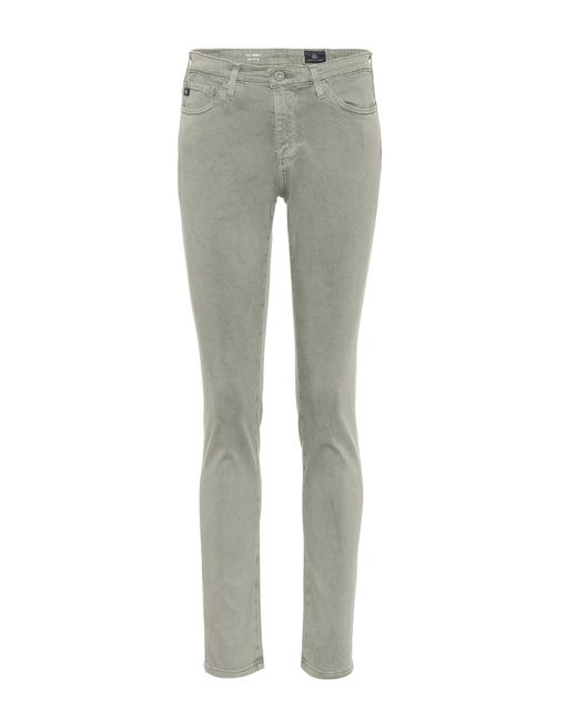 AG Jeans - Green Jeans Prima aus einem Baumwollgemisch - Lyst