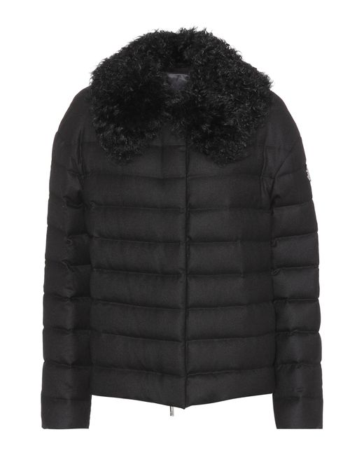 Moncler - Black Baker Down-filled Cashmere Jacket - Lyst