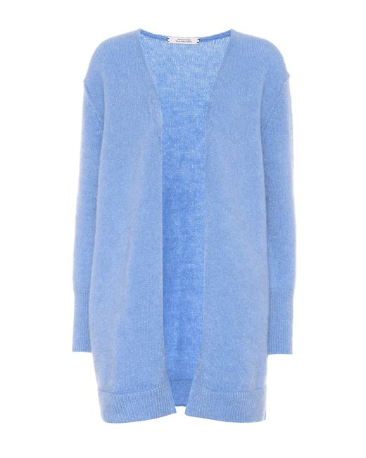 Dorothee Schumacher - Blue Airy Attitude Mohair-blend Cardigan - Lyst