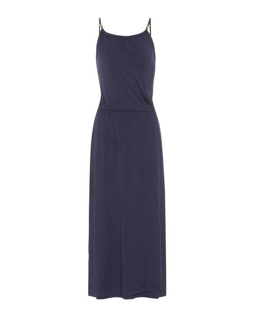 Heidi Klein - Blue Cote Sauvage Sleeveless Dress - Lyst