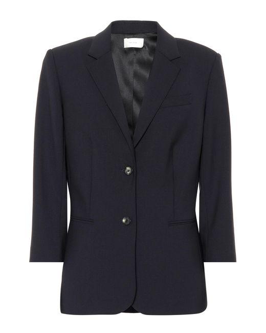 The Row - Blue Schoolboy Wool Blazer - Lyst