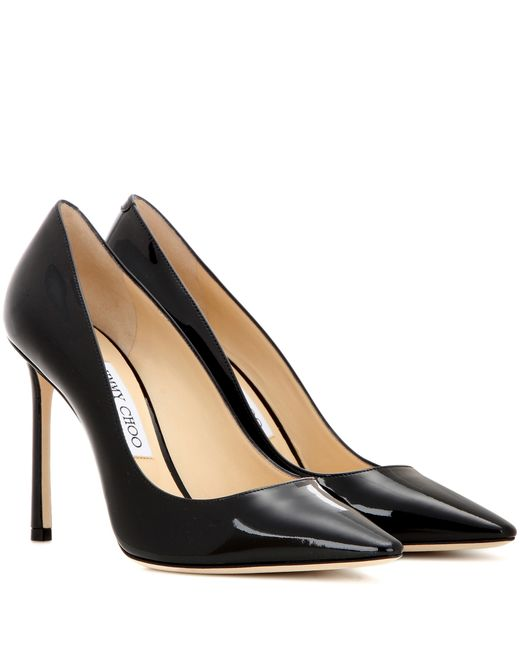 Jimmy Choo | Multicolor Romy Leather Pointed-toe 60mm Pump | Lyst