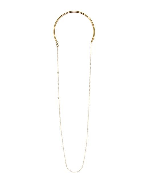 Stella McCartney | White Necklace | Lyst