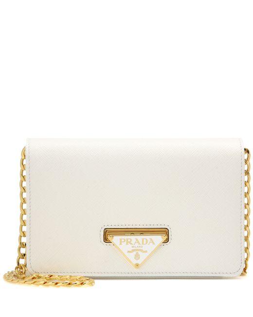 8122a34a4fd9 Prada Galleria Saffiano Lux Small Shoulder Bag | Stanford Center for ...