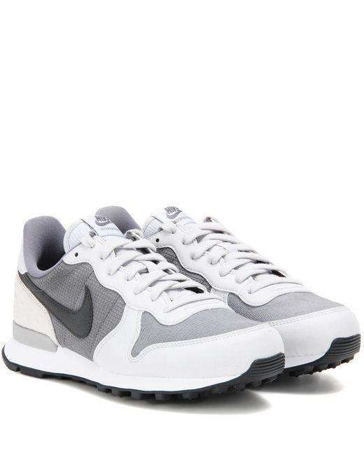 Nike   Gray Air Huarache   Lyst