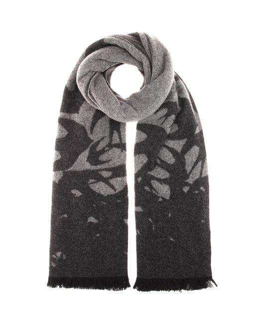 McQ Alexander McQueen | Gray Wool-blend Scarf | Lyst