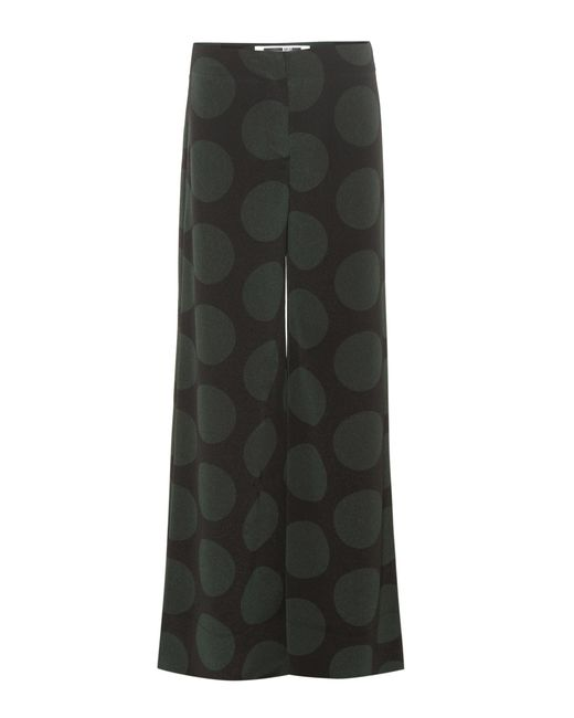 McQ Alexander McQueen | Green Pyjama Trousers | Lyst