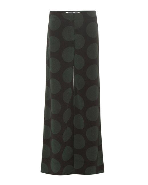 McQ | Green Pyjama Trousers | Lyst