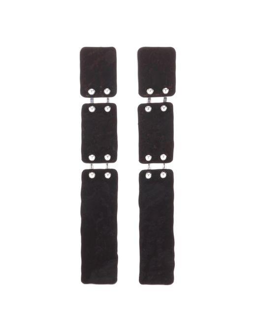 Proenza Schouler | Black Clip-on Earrings | Lyst