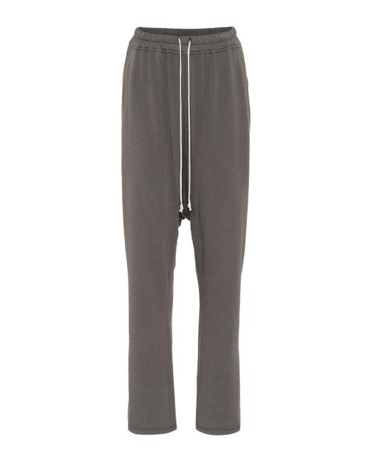 Rick Owens - Gray Drkshdw Cotton Pants - Lyst