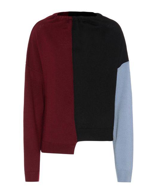 Marni | Purple Virgin Wool Sweater | Lyst