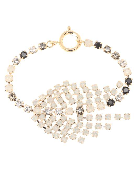 2b30e14c4f408 Women's Metallic Aless Crystal Bracelet