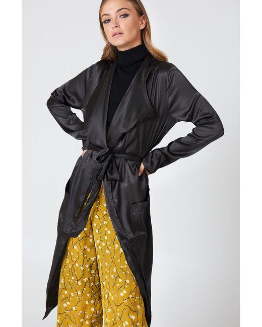 Rut&Circle - Black Issie Jacket Anthracit - Lyst