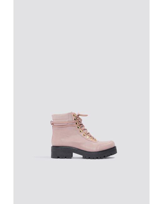 Gestuz - Pink Sando Boots - Lyst