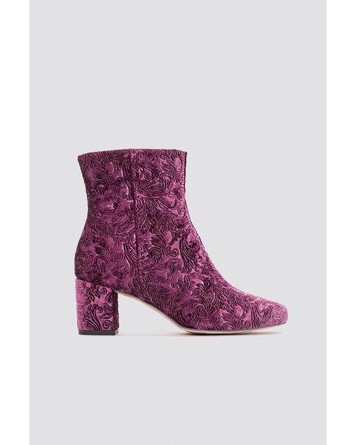 Gestuz - Purple Lively Boots - Lyst