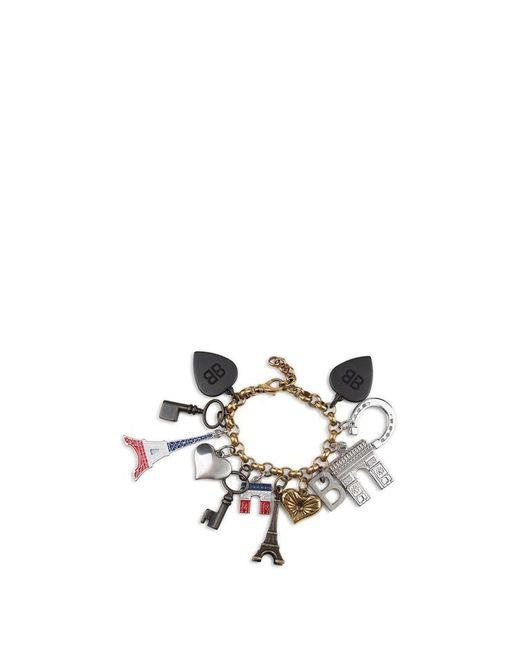Balenciaga - Multicolor Armband - Lyst