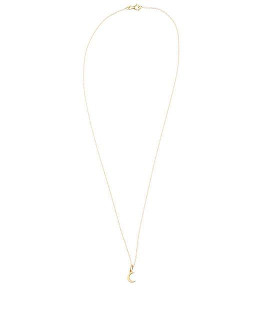 Ileana Makri   Metallic Eye M By necklace Only Moon   Lyst