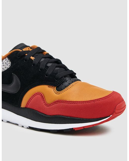 ... Nike - Red Air Safari Se Sneaker for Men - Lyst ... fe543c1f3