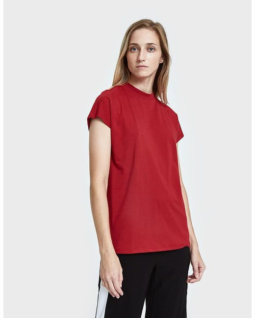 Won Hundred | Proof Tee In Rio Red | Lyst