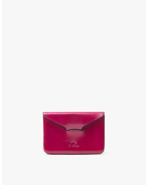 Il Bussetto | Black Business Card Holder | Lyst