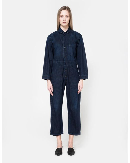 Citizens of Humanity | Blue Flight Suit In Escape | Lyst