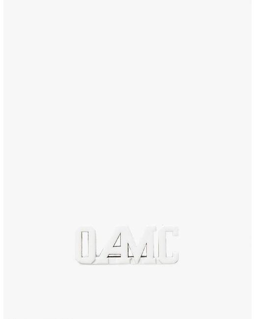 OAMC | Pin In White | Lyst