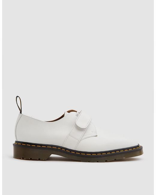 Dr. Martens White Engineered Garments Edition 1461 Smith Derbys 8aQmBHGTEQ