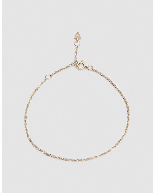 Loren Stewart - Metallic Glitter Bracelet - Lyst